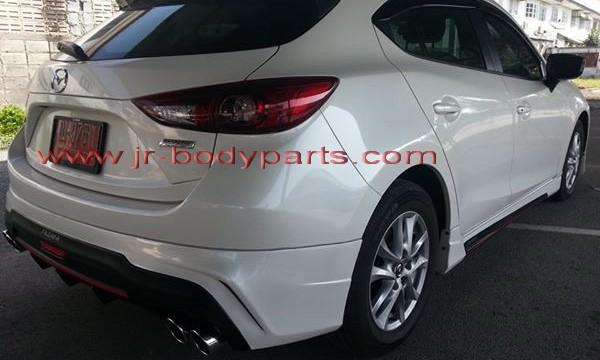 ชุดแต่งรอบคัน Mazda3 2014_34