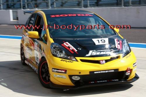 ชุดแต่งอบคันHONDA JAZZ 2012 JS RACING
